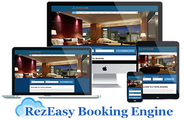 Online reservation system & booking engine